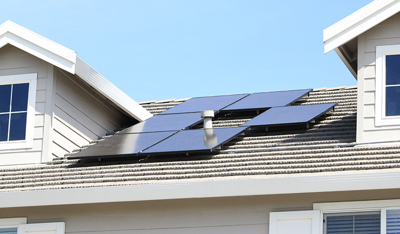 Homes with Solar Panels Sell for 4.1% More – Zillow